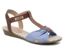 Beibei Sandalen in blau