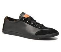 Mego Race Sneaker in schwarz