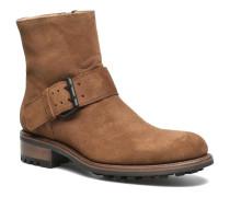 Hyrod Strap Boot Stiefeletten & Boots in braun