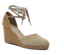 Carina8 Sandalen in beige