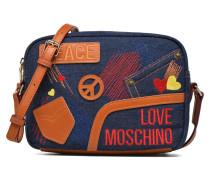 Denim bag Crossbody Handtaschen für Taschen in blau