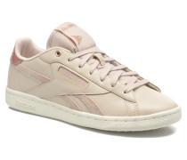 Npc Uk Metallic Sneaker in beige