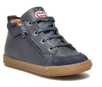Bouba Bi Zip Lipiz Stiefeletten & Boots in blau