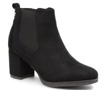 030519 Stiefeletten & Boots in schwarz
