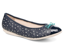 Dance Puff Jnr Ballerinas in blau