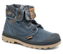 Bgy Zip II K Stiefeletten & Boots in blau