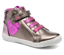 Flow 4 Sneaker in silber