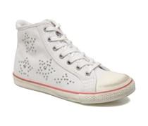 DUBSTEP Sneaker in weiß