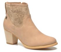 Omalia61706 Stiefeletten & Boots in beige