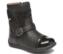 B Kaytan B5451A Stiefeletten & Boots in schwarz