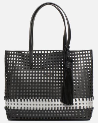 Bberthaa Handtasche in schwarz