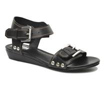 Olm Sandalen in schwarz