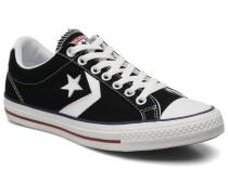 Star Player Ev Canvas Ox M Sneaker in schwarz