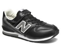 KV996 J Sneaker in schwarz