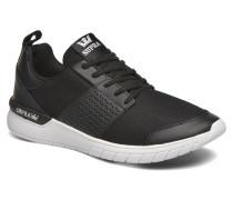 Scissor Sneaker in schwarz