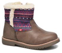 Aborny Stiefeletten & Boots in braun