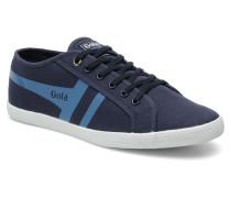 Quattro M Sneaker in blau