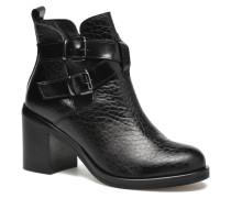 Vienne Stiefeletten & Boots in schwarz