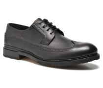 Ferron 881 Schnürschuhe in schwarz