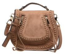 Small Vanity Saddle Handtaschen für Taschen in braun