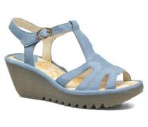 Yini 727 Sandalen in blau