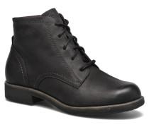 Delonix Stiefeletten & Boots in schwarz