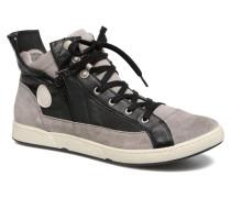 JustinVE Sneaker in schwarz