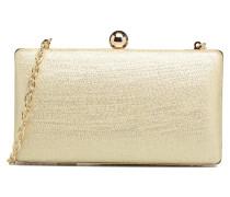 Tosca Portemonnaies & Clutches für Taschen in goldinbronze