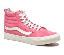 SK8Hi Slim Zip Sneaker in rosa