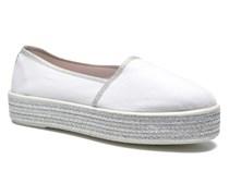 Zipiti Espadrilles in weiß