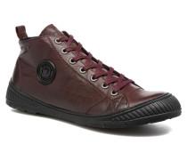 RockerN Sneaker in weinrot