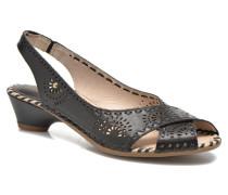 Romana W7A5523 Sandalen in schwarz