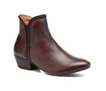 Westiti Stiefeletten & Boots in weinrot