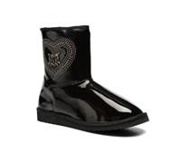 Patent heart Stiefeletten & Boots in schwarz