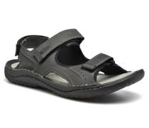 Carway Sandalen in schwarz