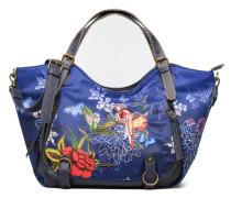 Bird Palm Rotterdam Handtaschen für Taschen in blau