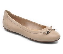D CHARLENE A D32Y7A Ballerinas in beige