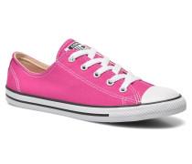 All Star Dainty Canvas Ox W Sneaker in rosa