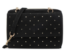 Crossbody Chaine Ariane Handtasche in schwarz