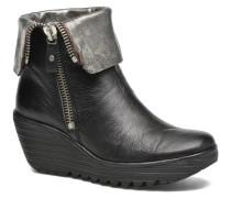 Yex Stiefeletten & Boots in schwarz