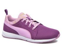 Carson Marble Sneaker in lila