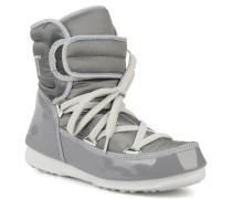 Drop Stiefeletten & Boots in grau
