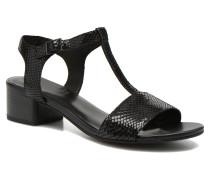 GAIA 4135108 Sandalen in schwarz