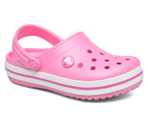 Crocband kids Sandalen in rosa