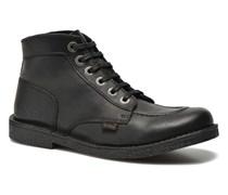 Kickstoner Stiefeletten & Boots in schwarz