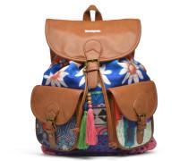 DAKAR HAPPY BAZAR Rucksäcke für Taschen in braun