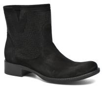 L.5.Ekoli Stiefeletten & Boots in schwarz