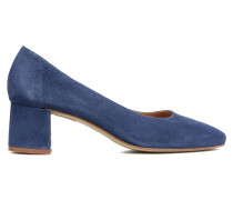Mexicoco #2 Pumps in blau