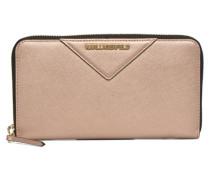 Klassic Wallet Portemonnaies & Clutches für Taschen in rosa