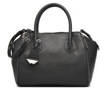 Mini Perry Satchel Handtaschen für Taschen in schwarz